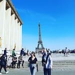 Eiffel Tower Paris Travel Warnings by PARIS BY EMY