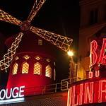Moulin Rouge Christmas time in Paris by PARIS BY EMY Paris trip Planner
