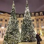 Place Vendôme Christmas in Paris Private Tour Guide Paris