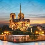 Notre Dame de Paris, France, Trip to Paris by PARIS BY EMY