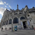Saint Eustache church PARIS BY EMY