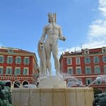 Nice city - Paris French Riviera Vacations Tours