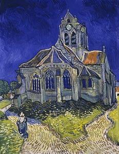Van Gogh church Paris Trip Planner PARIS BY EMY