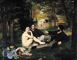 Gossip Girl Paris the favorite painting of Balir in Orsay Museum by PARIS BY EMY