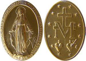 Miraculous medal Unusual things to do in Paris PARIS BY EMY