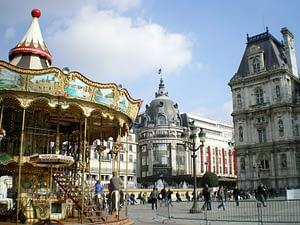 City Hall of Paris BHV Marais PARIS BY EMY private tours Paris