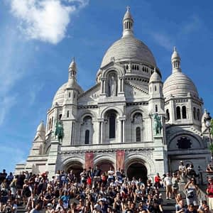 Sacred Heart Basilica Montmartre PARIS BY EMY Paris Trip Planner