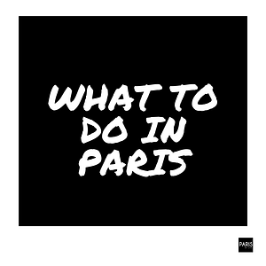 What to do in Paris for group trips by PARIS BY EMY