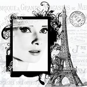 Audrey Hepburn - Movie Tour in Paris by PARIS BY EMY