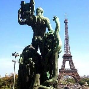 Eiffel Tower by PARIS BY EMY