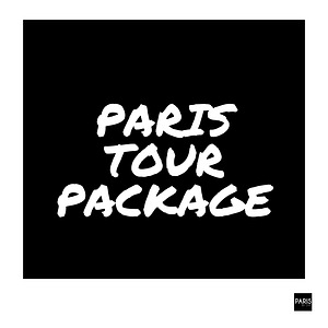 Custom Made Paris Tour Package