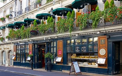 Le Procope famous French restaurants in Paris by PARIS BY EMY