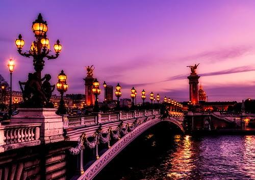 Bridge Alexandre III PARIS BY EMY Paris Trip Planner