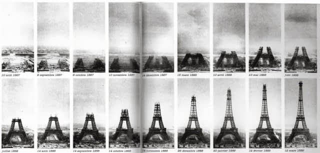 Facts about the Eiffel Tower its construction by PARIS BY EMY